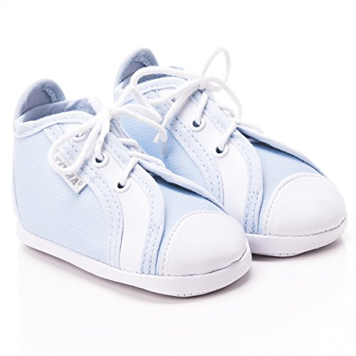 Babyschuhe Mädchen Hellblau Junge Bs207 Toma Baby Krabbelschuhe EwP4qvp7