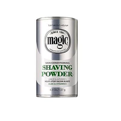 Magic Shave 127 g Skin Conditioning Shaving Powder