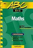 Maths BTS tertiaires