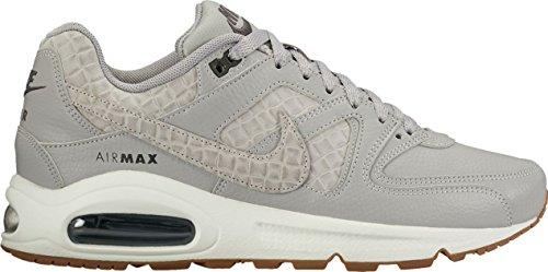 Nike Air Max Command Prm, chaussons d'intérieur femme Grigio (Wolf Grey/Wolf Grey Sail)
