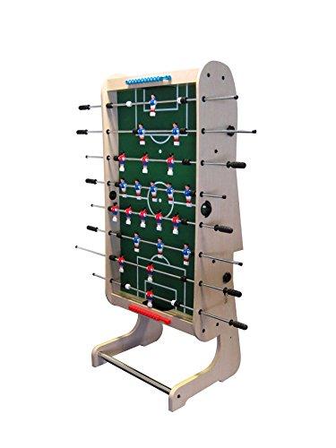 Riley Olympic Pro 4 Ft 6 Inch Beechwood Folding Football Table