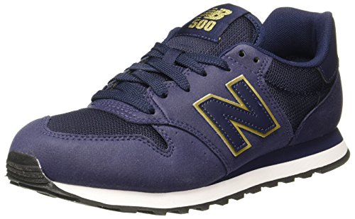 New Balance Damen GW500 Sneaker, Blau (Blue Navy/GW500NGN), 39 EU