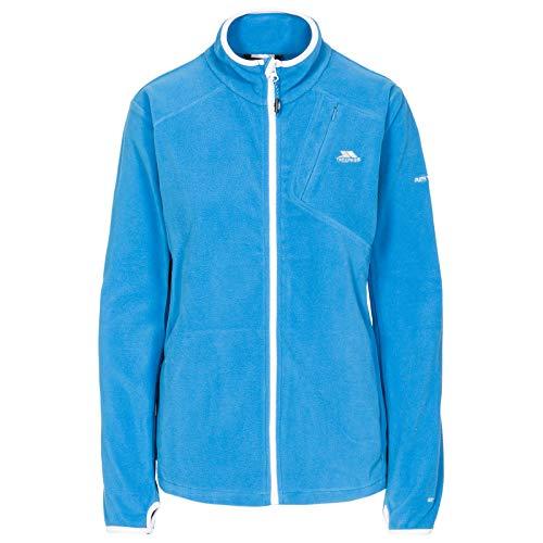 Trespass Womens/Ladies Saskia Ultra Lightweight Fleece Jacket Fleece-lightweight-parka