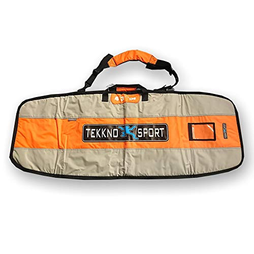 Tekknosport Kite Boardbag 130 (135 x 50) Orange… | 04055285022021