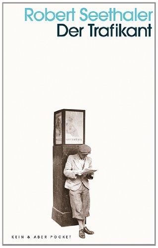 Buchseite und Rezensionen zu 'Der Trafikant' von Robert Seethaler