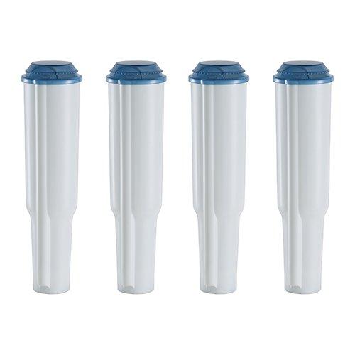 4 Wasserfilter / Filterpatrone für Jura Claris White bis Baujahr 2009 außer ENA Claris Blue / Filter für Ihren Kaffeevollautomaten