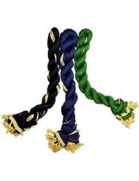 Dupatta (Weavers Villa Set Of 3 Multicolor Chiffon Dupattas (70 Different Colour Set Combinations Available)) - B06XCWG69C