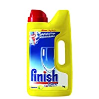 Finish Dishwasher Detergent Powder Lemon 1kg