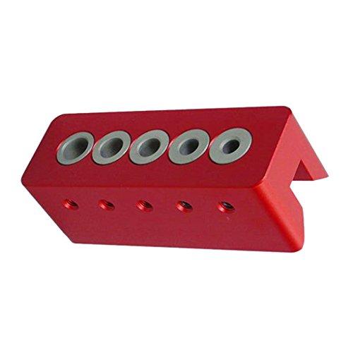 Homyl Holzverbindungssystem Bohrhilfe Jig Set
