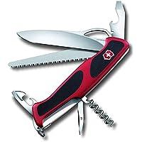 """Victorinox Rangergrip Couteau de Poche Ranger Grip 79"""" Mixte Adulte, Rouge/Noir, 130 mm"""