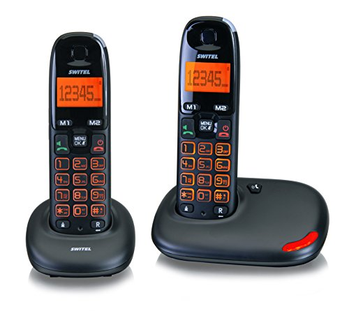 Switel DC5002 VITA duo Seniorentelefon