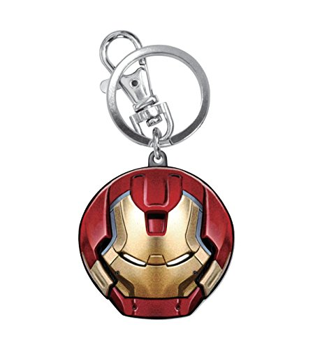 Marvel Avengers Age Of Ultron: Hulkbuster Iron Man Colored Version Pewter Portachiavi