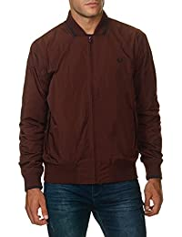 Fred Perry Men's Men's Jacket In Garden Color
