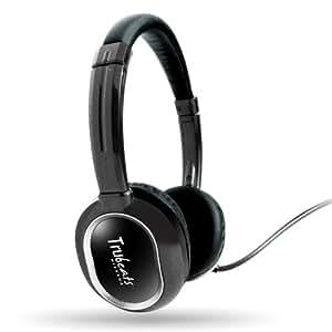 Amkette Trubeats Nirvana Wired Headset (Black)