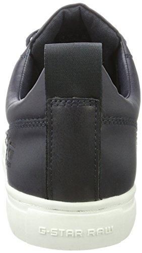 G-star Raw Mens Zlov Sneaker Blue (dk Navy)