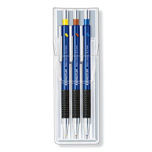 staedtler-mars-micro-775-sc-wp3-mechanical-pencils-03-mm-05-mm-07-mm-pack-of-3