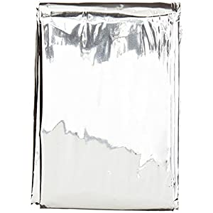 415Db3jONzL. SS300  - Yellowstone Emergency Blanket - Silver