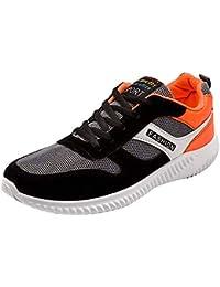 Zzzz Chaussure Homme Hiver et Automne Lettre Hommes Lettre Sport Respirant en Cours d'exécution à Bout Rond Chaussures décontractées