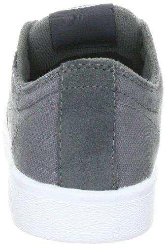 Supra Stacks S44027, Sneaker unisex adulto Grigio (Grau (CHARCOAL - WHITE CHR))