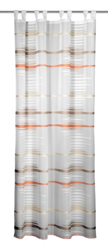 albani-voilage-semi-transparent-moments-nike-266188-blanc-abricot-filigranes-horizontaux-design-pret