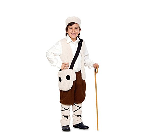 Fyasa 706333-t02 Shepherd Kostüm, - Kinder Shepherd Fancy Dress Kostüm