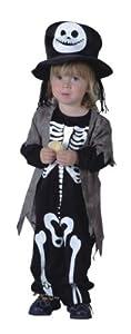 Humatt Perkins 51068 - Disfraz de esqueleto para niño