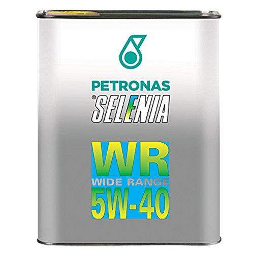 Olio motore auto Selenia WR Wide Range 5W40 API CF/ACEA B3/B4-3 LITRI