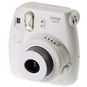 Fujifilm Instax Mini 8 Appareil photo à impression instantanée Taille d'image 46 x 62mm (L x H) Blanc