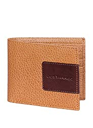 JUSTANNED Tan Mens Wallet (JTMW456-3)