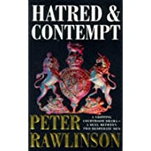 Hatred and Contempt by Peter Rawlinson (1993-12-02)