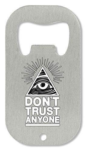 OpenWorld Eye of Providence Illuminati Conspiracy Series Dangerous Group Flaschenöffner