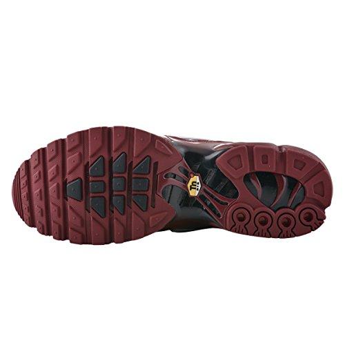 """Nike Air Max Plus """"Team Red"""" Retro, Chaussures de Course Pour Hommes Bordeaux"""