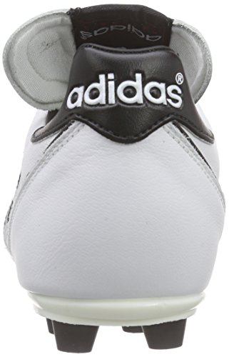 adidas Kaiser 5 Liga, Chaussures de Football Compétition Homme Blanc (Ftwr White/Core Black/Core Black)