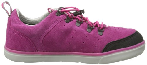 Viking Windy, Baskets Basses mixte enfant Rose - Rosa (Pink (fuchsia/grey 1703))