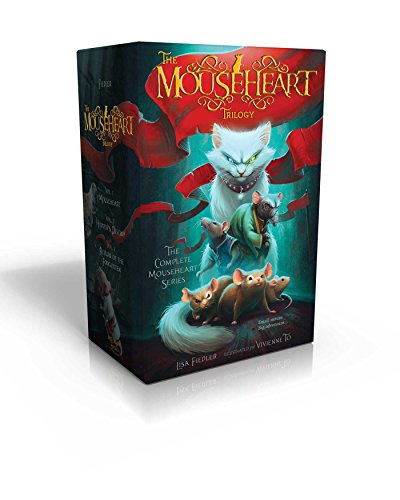 1-3: The Mouseheart Trilogy: Mouseheart; Hopper's Destiny; Return of the Forgotten