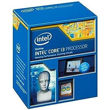 Intel BX80646I34330 Dual-Core Prozessor (3,5GHz, 4MB L3 Cache, 65 Watt)