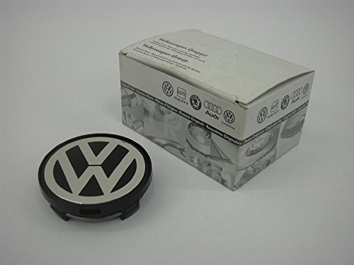 Original Volkswagen Radkappen Emblem, Radzierblende