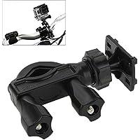 U-type Screw Heads Bike Camera Mount Holder Motorcycle Handlebar Holder DV Stand Mount Bracket for GoPro HERO4 /3+ /3 /2 /1