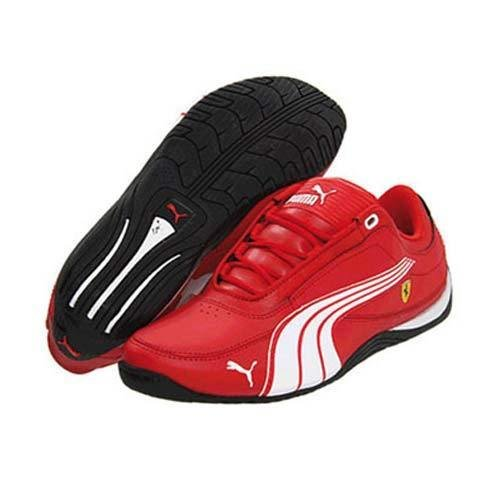 zapatillas-nio-drift-cat-4-l-sf-nm-junior-rojo-blanco-talla-38