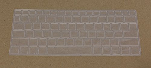 Saco Keyboard Silicon Protector Cover for Acer Aspire V5-122, V5-122P, V5-132, V5-132P, V3-111P, V3-112P, V 13, V3-331, V3-371, V3-372, E11, E3-111, E3-112, ES1-111M, ESI-331, R3-131T, TravelMate B115-M, TravelMate P236-M, TravelMate P238-M, TravelMate B116-M, Aspire Switch 11 11.6