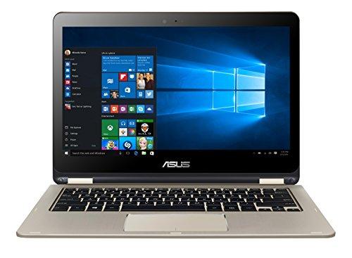 Asus Transformer Book Flip TP301UJ-C4097T 33,7 cm (13,3 Zoll FHD Touch) Laptop (Intel Core i7-6500U, 8GB, 512GB SSD, Nvidia 920M, Win10) gold