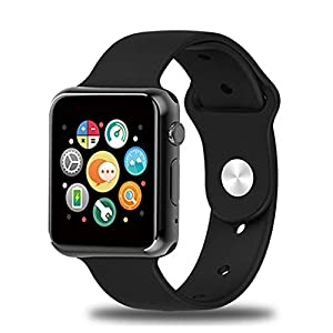 Syvo A1 Bluetooth 4G Touch Screen Smart Watch Phones with Camera, SIM Card, SD Card Slot, S-A1 Best Online Shopping Store