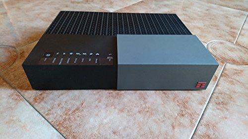 Modem Router Tim Hub ADSL ADSL2+ VDSL evdsl Faser bis 1000Mega Neue 2017 (2-port-ethernet-router)