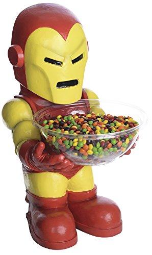 Marvel - I-35670 - Pot à bonbons Iron Man - 45 cm - Taille Unique, Figurines