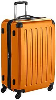 HAUPTSTADTKOFFER - Alex- Luggage Suitcase Hardside Spinner Trolley 4 Wheel Expandable, 75cm, orange (B007AKD2RG) | Amazon price tracker / tracking, Amazon price history charts, Amazon price watches, Amazon price drop alerts