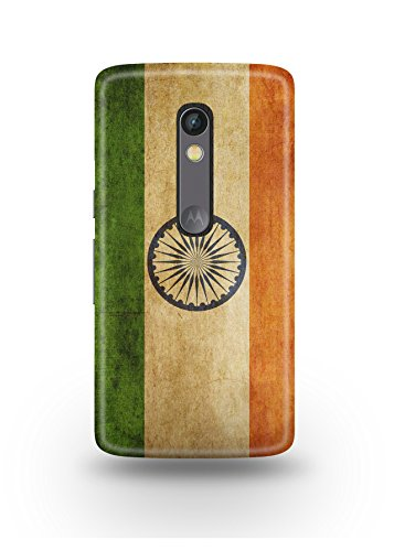 Moto X Play Cover,Moto X Play Case,Moto X Play Back Cover,Indian Flag Moto X Play Mobile Cover By The Shopmetro-12558
