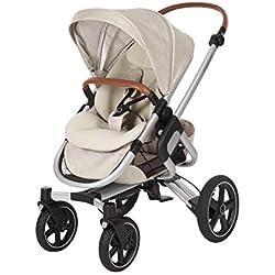 Maxi-Cosi 1303332110 Nova Poussette 4 roues pour enfants de la naissance à environ 3 5 ans Beige