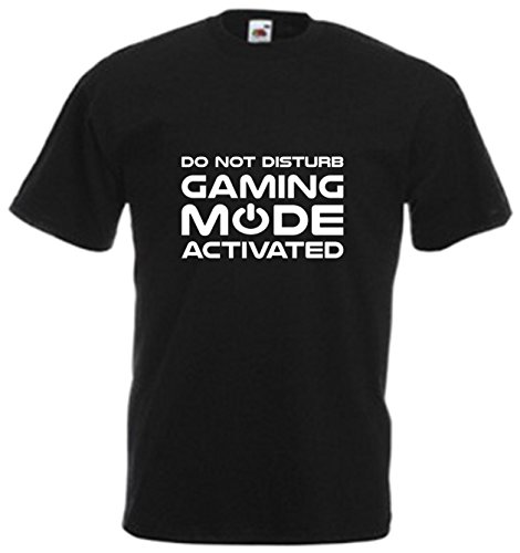 Descargar PDF Gratis Do Not Disturb Gaming Mode T Shirt Retro Gamer