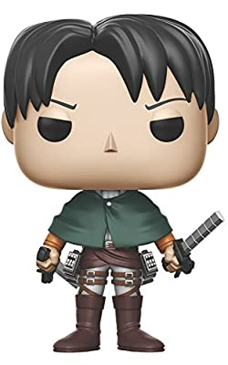 Figurine Pop ! Animation 235 - Attack on Titan - Levi