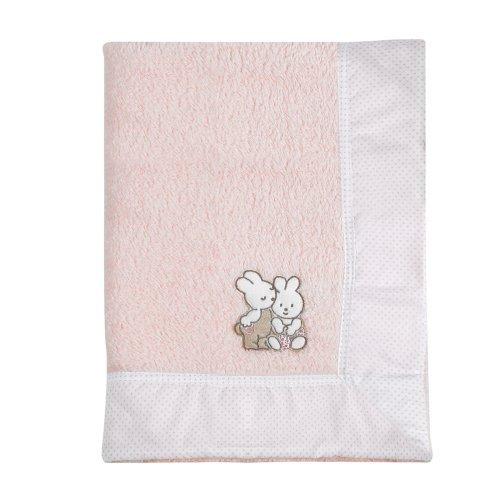 C?lin C?line Sophie 301.39 Blanket Pink by C?lin C?line